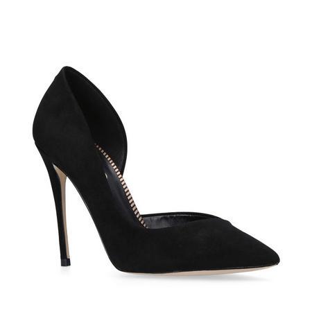 Alexandra Court Shoes Black