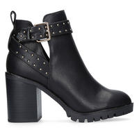 Taffy Ankle Boots Black