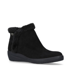 Yamura Ankle Boots Black