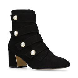 Spandau Ankle Boots Black