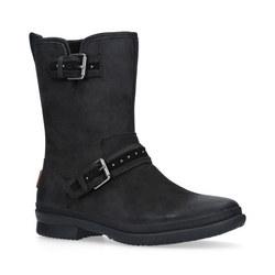 Jenise Ankle Boots Black