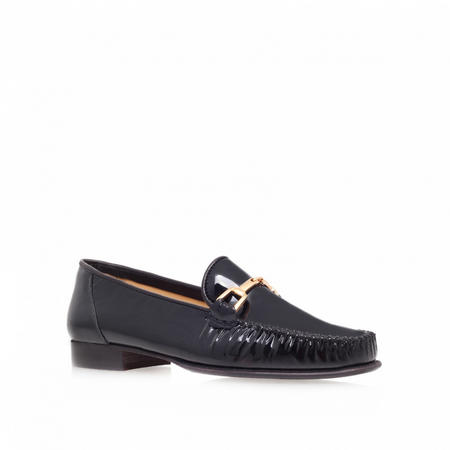 Mariner Penny Loafers Black