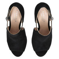Glacier Ankle Boots Black