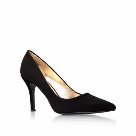 Flax Pointed Courts Black