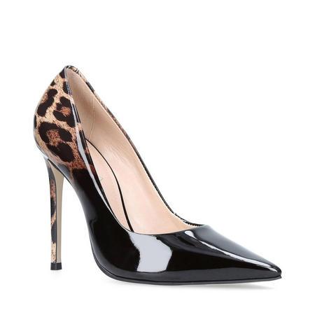 Alice Court Shoes Black