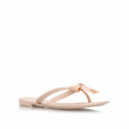 Star Flip Flops Ivory