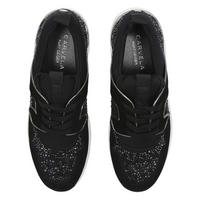 Longitude Trainers Black