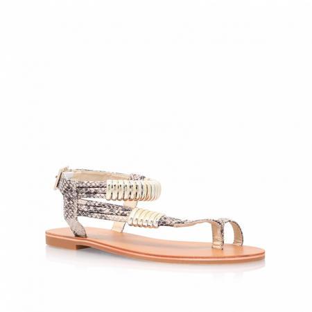 Klipper Sandals Beige