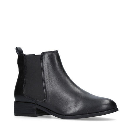 Storm Ankle Boots Black