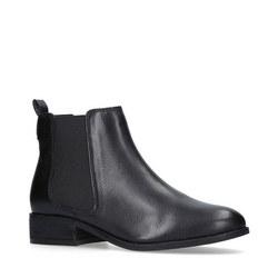 Storm Ankle Boots Black