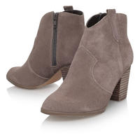 Sade Ankle Boots Brown