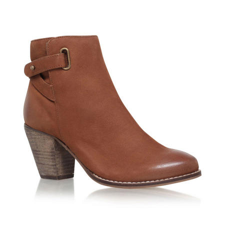 Smart Ankle Boots Brown