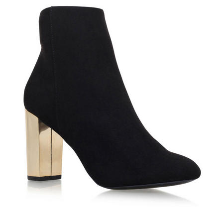 Jamila Ankle Boots Black