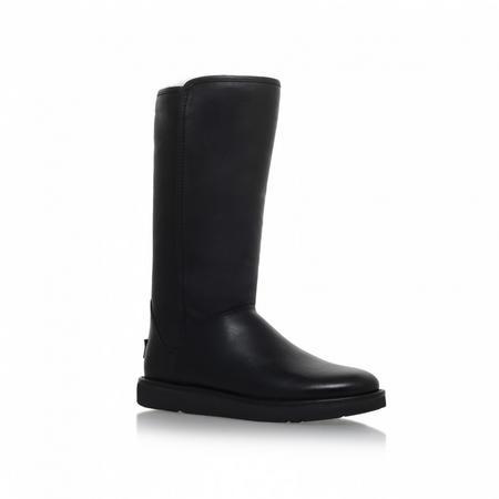 0b3ba71be9c UGG Abree Leather II Black