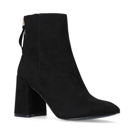 Secret Ankle Boots Black