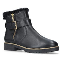 Scout Ankle Boots Black