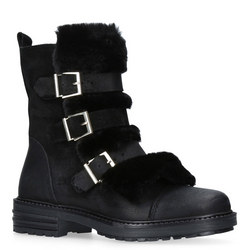Sink Ankle Boots Black
