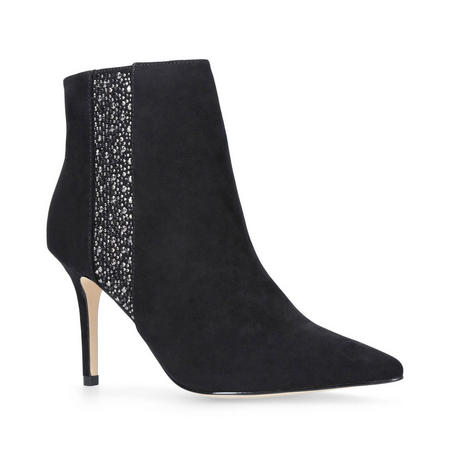 Sabre Ankle Boots Black