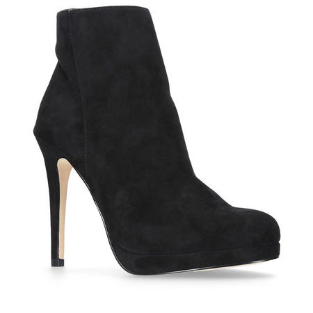 Sketch Ankle Boots Black