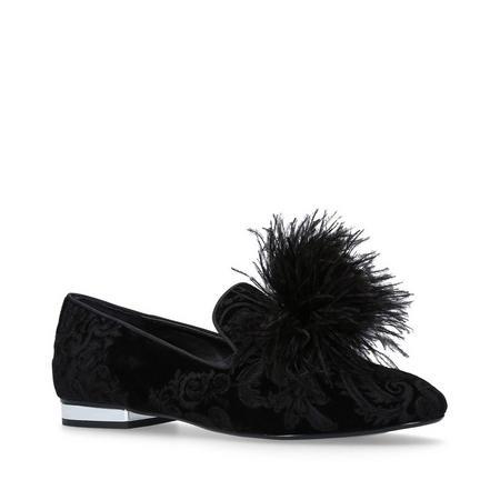 Lapin Slipper Shoes Black