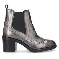Slow Down Ankle Boots Silver