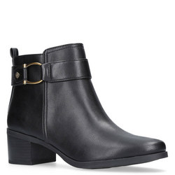 Jeannie Ankle Boots Black