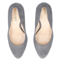 Wiseup Court Shoes Grey
