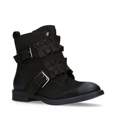 Spice Ankle Boots Black