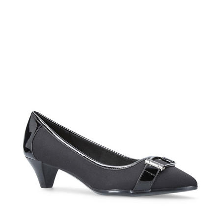 Marylyn Court Shoes Black