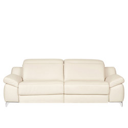 Levana S Sofa, Montana Angora, with Relax, Zen and Warmup Functions
