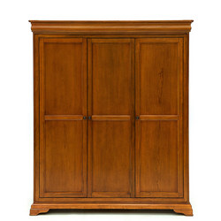 Louis Philippe Tripple Fitted Wardrobe