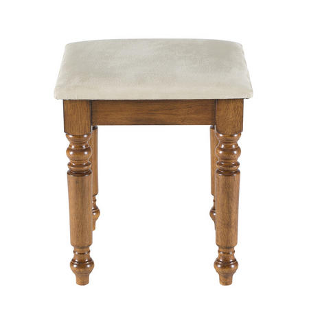 Louis Philippe Dressing Table Stool