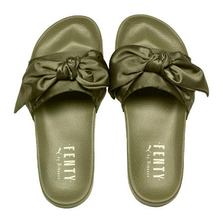 factory price 8a941 5b52e Puma X Fenty Womens Bow Slide