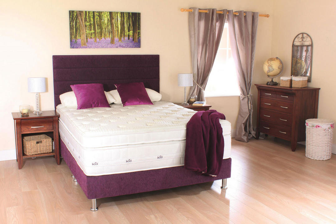 IKool Luxury Serene 2500 Leg Set With Single Mattress
