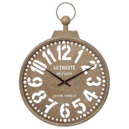 Vance Wall Clock
