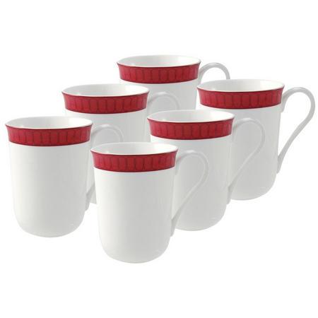Madison 6 Mugs Boxed Set