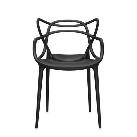 Masters Chair Set Of 2 Black