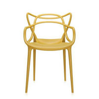 Masters Chair Set Of 2 Mustard