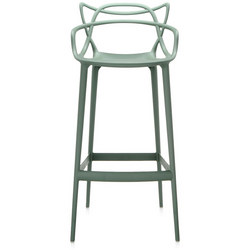 Masters Stool 65cm Sage Green