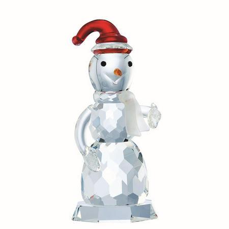 Living Magicial Snowman 11cm