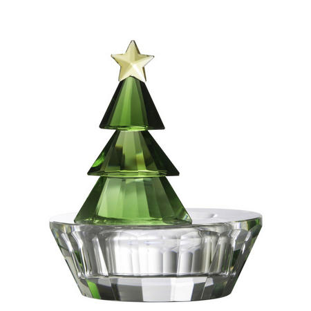 Living Magical Christmas Tree Votive - Green