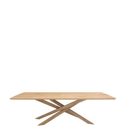Mikado Dining Table Oak