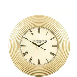 Vaughan Clock 36 Inches Round
