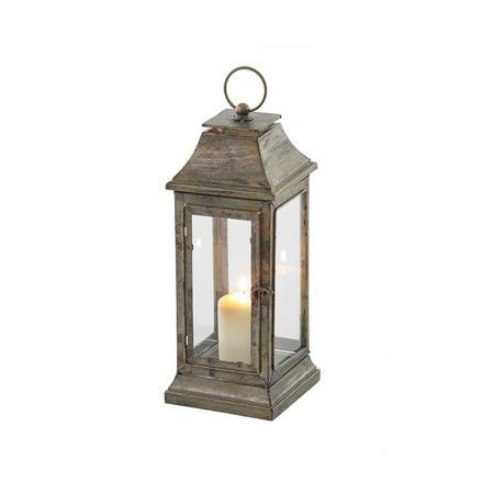 Watson Metal Lantern Small