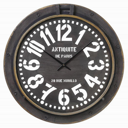 North Clock Round