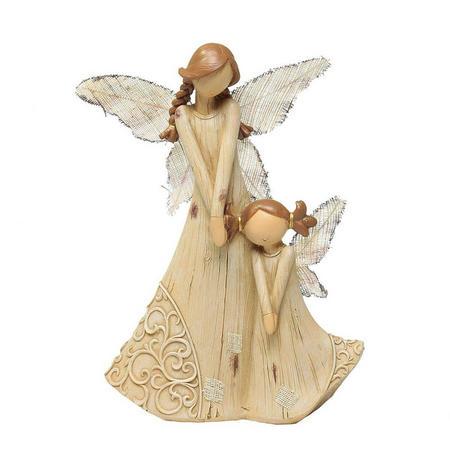 Love Angel Caring Figurine