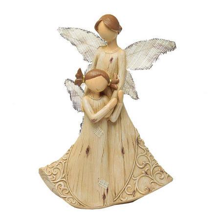 Love Angel Hugs Figurine