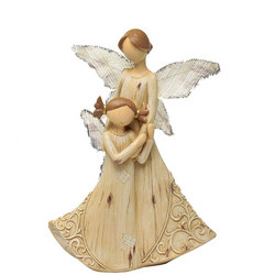Love Angel Hugs Figurine