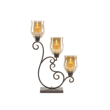 3 Light Candelabra