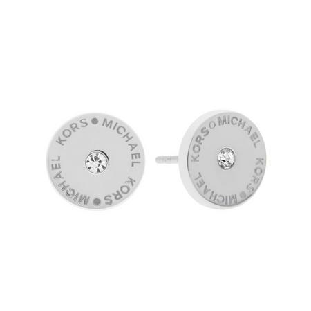 Jewellery Logo Ladies Studs Silver